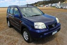 2003 Nissan X-Trail T30 ST Blue 4 Speed Automatic Wagon Burnie Burnie Area Preview