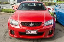 2011 Holden Ute VE II SV6 Red 6 Speed Sports Automatic Utility Slacks Creek Logan Area Preview