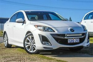 2009 Mazda 3 BL10L1 SP25 Activematic 5 Speed Sports Automatic Sedan Wangara Wanneroo Area Preview