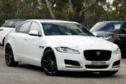 2016 Jaguar XF X260 MY17 20D Prestige White 8 Speed Sports Automatic Sedan Gateshead Lake Macquarie Area Preview
