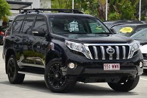 2014 Toyota Landcruiser Prado KDJ150R MY14 Kakadu Black 5 Speed Sports Automatic Wagon Moorooka Brisbane South West Preview
