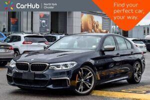 2018 BMW 5 Series M550i xDrive|AWD|Sunroof|Nav|Backup Cam|Keyles