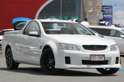 2011 Holden Ute VE II Omega White 4 Speed Automatic Utility
