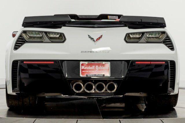 Image 7 Coche Americano usado Corvette Z06 Convertible 2016