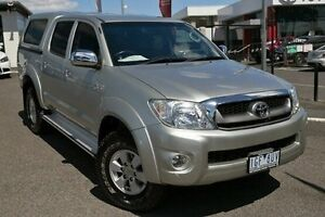 2010 Toyota Hilux Automatic Utility Keysborough Greater Dandenong Preview