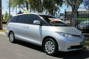 2006 Toyota Tarago ACR50R GLi Silver 4 Speed Automatic Wagon Hillcrest Port Adelaide Area Preview