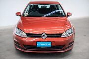2014 Volkswagen Golf VII MY14 90TSI DSG Red 7 Speed Sports Automatic Dual Clutch Hatchback Edgewater Joondalup Area Preview