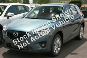 2014 Mazda CX-5 KE1021 MY14 Akera SKYACTIV-Drive AWD Blue 6 Speed Sports Automatic Wagon Osborne Park Stirling Area Preview