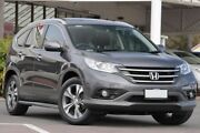 2013 Honda CR-V RM MY14 VTi-L 4WD Grey 5 Speed Sports Automatic Wagon Christies Beach Morphett Vale Area Preview
