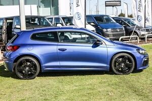 2012 Volkswagen Scirocco 1S MY12 R Coupe DSG Blue 6 Speed Sports Automatic Dual Clutch Hatchback Wilson Canning Area Preview