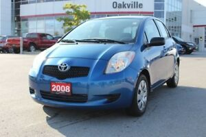 2008 Toyota Yaris LE w/ Power Windows & Locks, Automatic & A/C