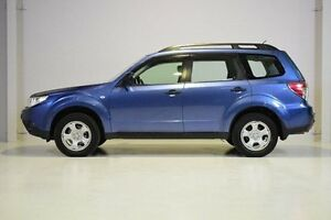 2008 Subaru Forester S3 MY09 X AWD Blue 4 Speed Sports Automatic Wagon Wadalba Wyong Area Preview