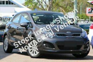 2012 Kia Rio UB MY13 SI Grey 6 Speed Sports Automatic Hatchback Mornington Mornington Peninsula Preview