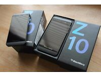 Blackberry z10. Unlocked. As new boxed, £65 fixed price