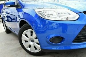 2013 Ford Focus LW MKII Ambiente PwrShift Blue 6 Speed Sports Automatic Dual Clutch Hatchback Pennant Hills Hornsby Area Preview