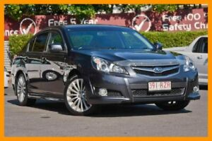 2011 Subaru Liberty B5 MY11 2.5i Sports Lineartronic AWD Premium Grey 6 Speed Constant Variable Mount Gravatt Brisbane South East Preview
