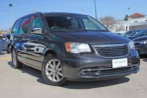 2012 Chrysler Grand Voyager RT MY11 Limited Grey 6 Speed Automatic Wagon
