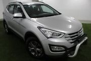2015 Hyundai Santa Fe DM2 MY15 Active Silver 6 Speed Sports Automatic Wagon Moonah Glenorchy Area Preview