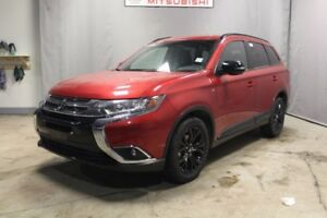 2018 Mitsubishi Outlander SE AWD ANNIVERSARY HEATED POWER LEATHE