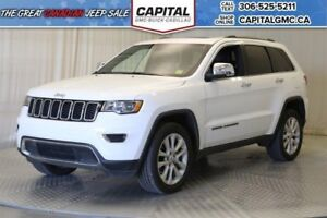 2017 Jeep Grand Cherokee Limited 4WD*V^*Leather*Sunroof*