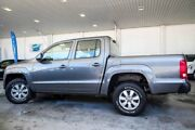 2013 Volkswagen Amarok 2H MY13 TDI420 4Motion Perm Trendline Grey 8 Speed Automatic Utility Myaree Melville Area Preview