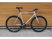 Brand new single speed fixed gear fixie bike/ road bike/ bicycles + 1year warranty & free service f3