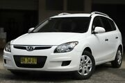 2011 Hyundai i30 FD MY11 CW SX 2.0 White 4 Speed Automatic Wagon Brookvale Manly Area Preview