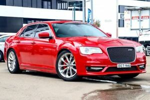 2015 Chrysler 300 LX MY14 SRT-8 Red 5 Speed Sports Automatic Sedan