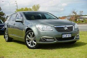 2013 Holden Calais VF MY14 Sportwagon Grey 6 Speed Sports Automatic Wagon Wangara Wanneroo Area Preview