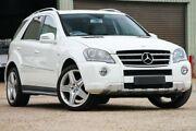 2011 Mercedes-Benz ML300 CDI W164 MY10 4X4 Constant BlueEFFICIENCY 7 Speed Wagon Eagle Farm Brisbane North East Preview