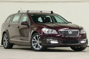 2014 Holden Calais Purple Sports Automatic Wagon Vermont Whitehorse Area Preview