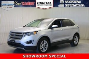 2017 Ford Edge SEL AWD*LEATHER*SUNROOF*