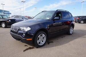 2008 BMW X3 Leather,  Sunroof,  Heated Seats,  Bluetooth,  A/C