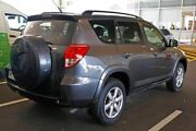 2007 Toyota RAV4 ACA33R Cruiser L Grey 4 Speed Automatic Wagon Mill Park Whittlesea Area Preview