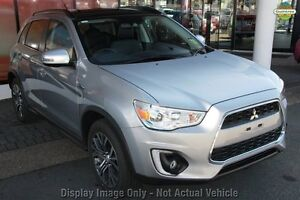 2016 Mitsubishi ASX XB MY15.5 XLS (2WD) Starlight 6 Speed Continuous Variable Wagon Wolli Creek Rockdale Area Preview
