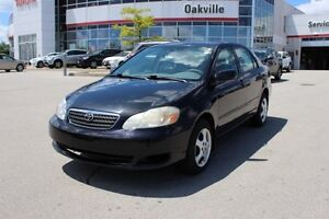 """2006 Toyota Corolla CE """"AS TRADED"""""""