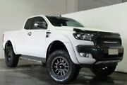 2016 Ford Ranger PX MkII XLT EXTENDED CAB White Semi Auto Utility Underwood Logan Area Preview