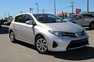 2015 Toyota Corolla Silver Constant Variable Hatchback Welshpool Canning Area Preview
