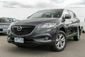 2013 Mazda CX-9 TB10A5 MY14 Classic Activematic Grey 6 Speed Sports Automatic Wagon