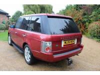 2006 06 LAND ROVER RANGE ROVER 2.9 TD6 VOGUE SE 5D AUTO 175 BHP DIESEL