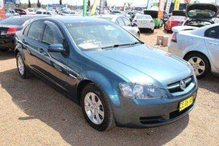 2008 Holden Commodore VE Omega Blue Automatic Sedan Minchinbury Blacktown Area Preview