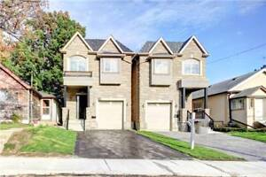 4 BR BEAUTIFUL NEW DETACHED HOUSE FOR SALE IN  SCARBOROUGH
