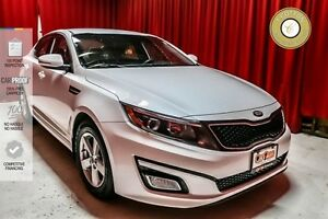 2015 Kia Optima BLUETOOTH! POWER STEERING! CLEAN CARPROOF!