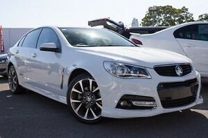 2013 Holden Commodore VF MY14 SS V White 6 Speed Sports Automatic Sedan Dandenong Greater Dandenong Preview