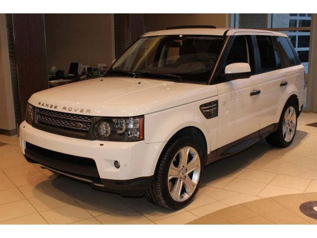 Land Rover : Range Rover Sport SUPERCHARGED SUPERCHARGED 510HP NAVIGATION LG7 AUDIO LEATHER MOONROOF CAMERA PARK ASSIST SAT