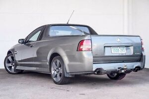 2011 Holden Ute VE II SV6 Thunder Grey 6 Speed Sports Automatic Utility Pearsall Wanneroo Area Preview