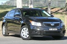 2012 Holden Cruze JH Series II MY12 CD Black 6 Speed Sports Automatic Hatchback West Gosford Gosford Area Preview