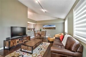 Fabulous Family-Friendly 3 Bed 1 Bath Condo Apt in Mississauga