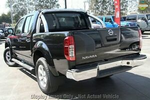 2013 Nissan Navara D40 S5 MY12 ST-X 550 Black 7 Speed Sports Automatic Utility Balcatta Stirling Area Preview