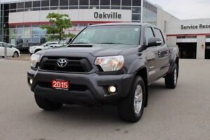 2015 Toyota Tacoma 4WD TRD Sport w/Bluetooth, Heated Seats & Bac
